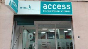 Delegación de Algemesí ETT Access