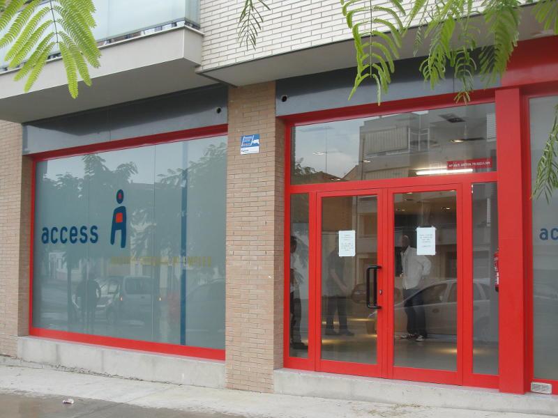 oficina delegación ETT Alcarrás
