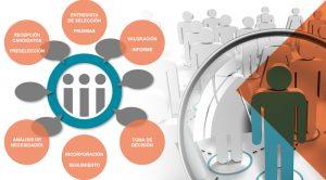 gestión, talento, entrevistas, selección, desempeño, headhunting