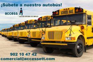 Campaña curso escolar, trabajo temporal, campaña, empleo, trabajo, Access