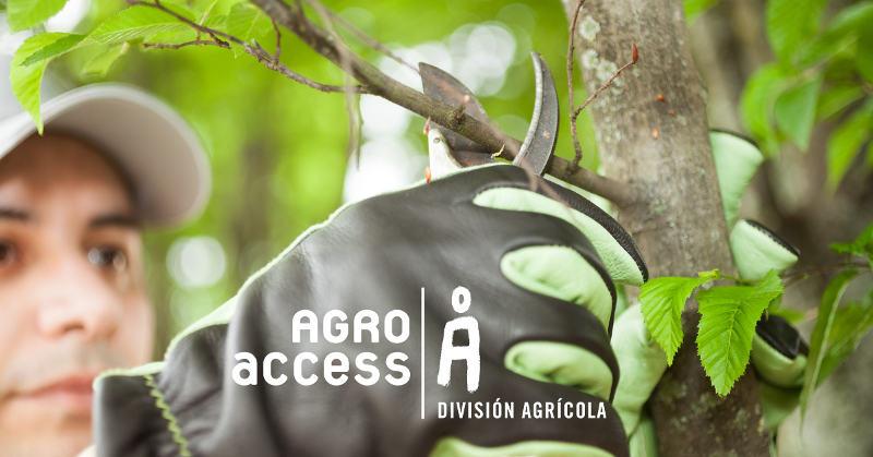 AgroAccess poda, Trabajo en el campo