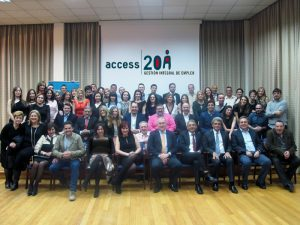 XX Aniversario de Access