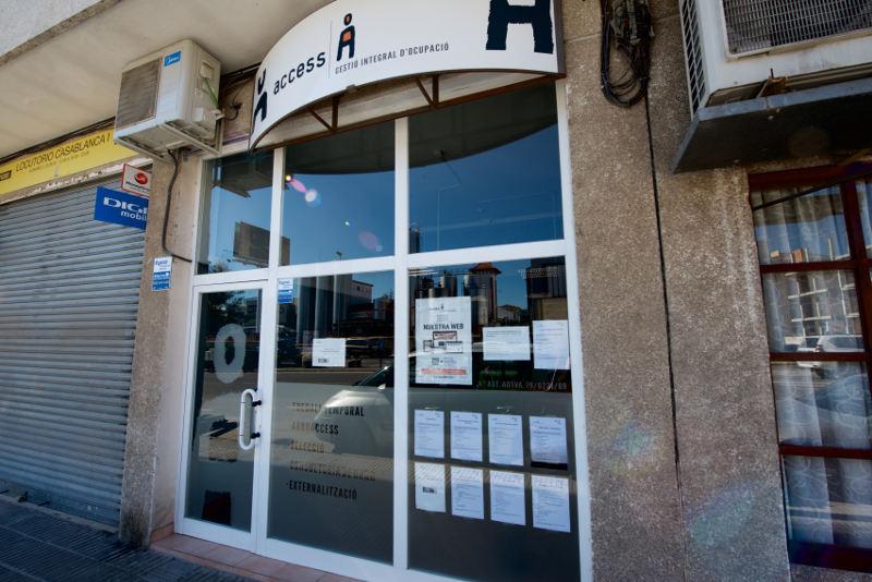 Oficina de Access ETT Mollerussa