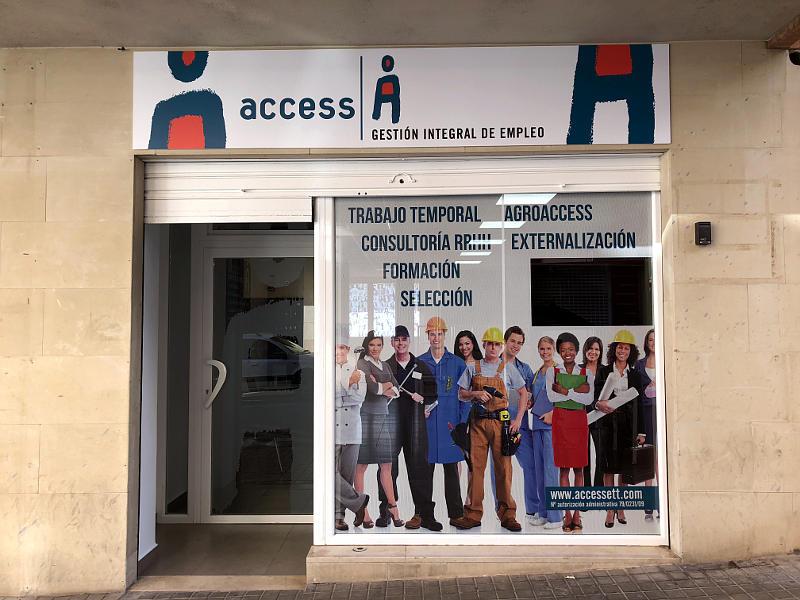 Oficina Access Chiva ETT
