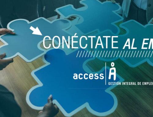 Canales oficiales de ofertas de trabajo utilizados por Access Gestión Integral de Empleo