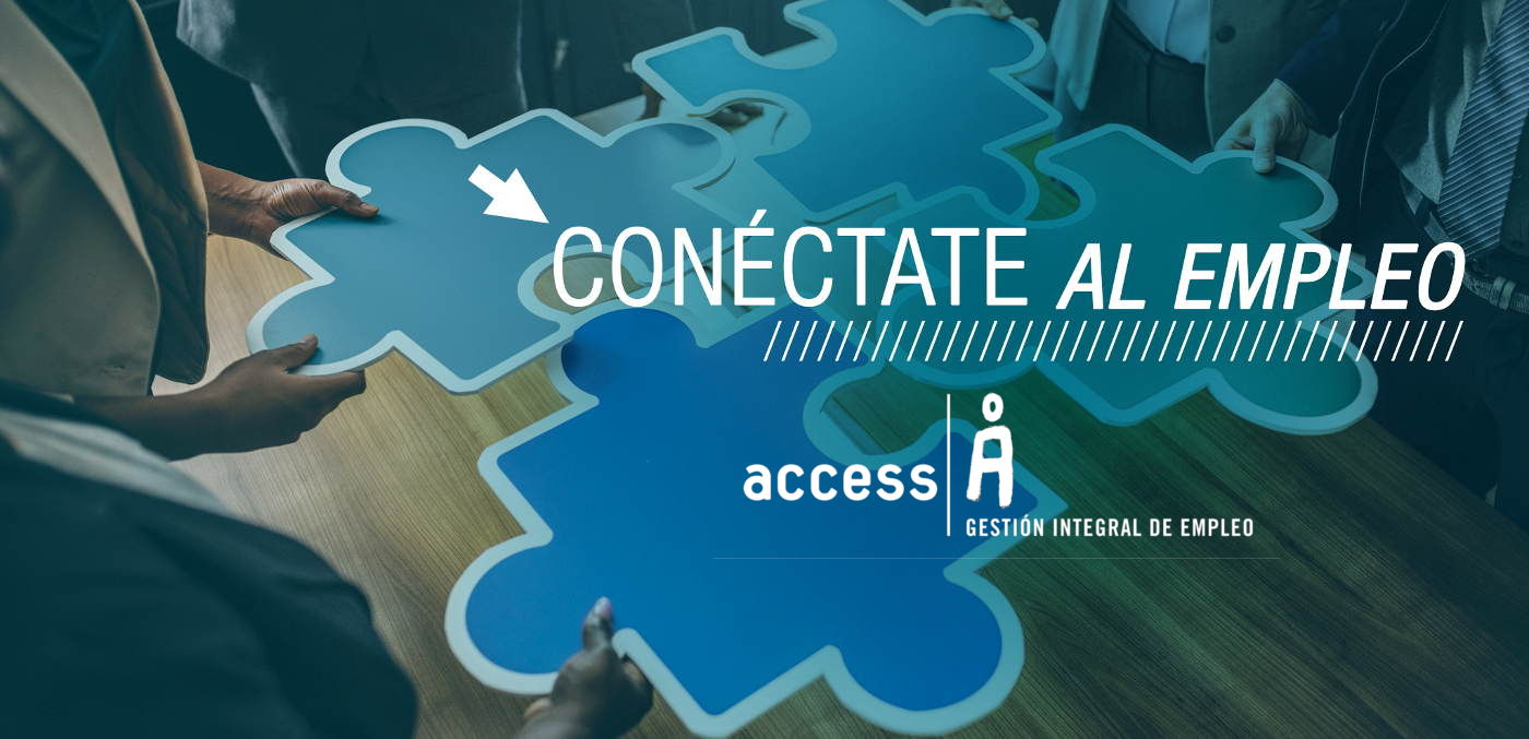 conéctate al empleo Access web Ofertas de empleo