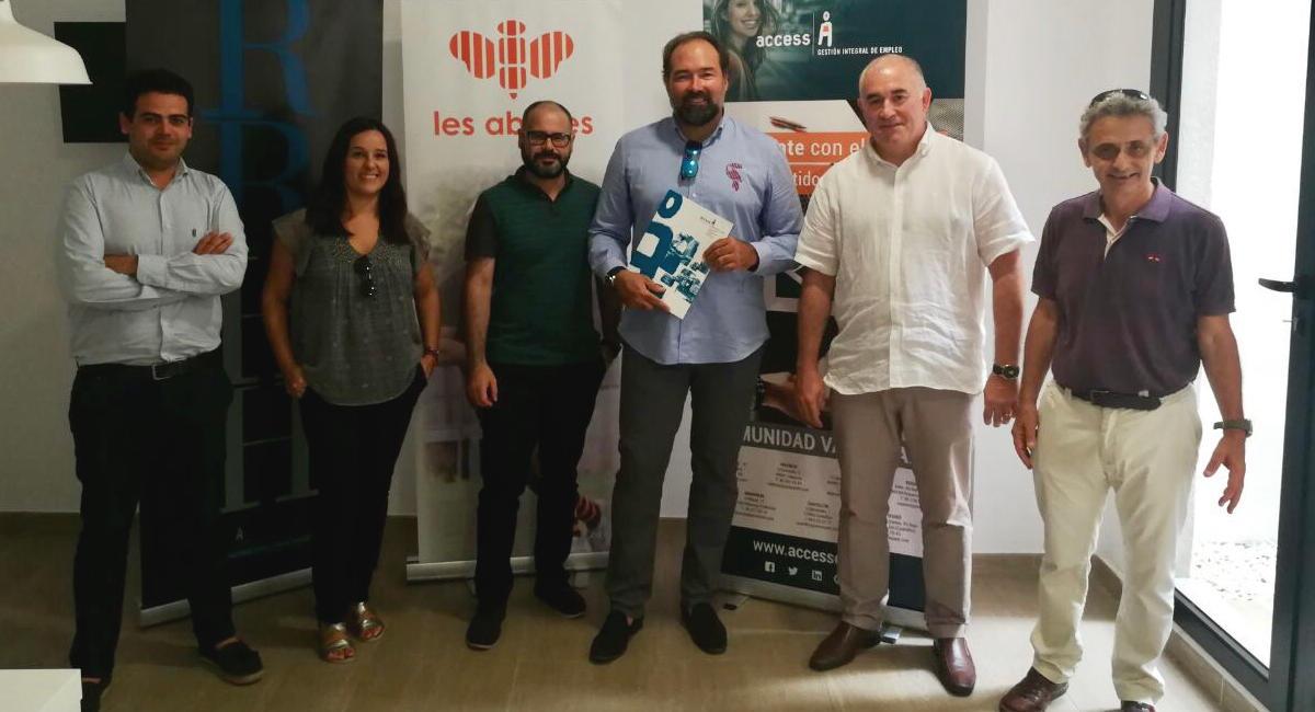 Acuerdo de colaboración con Les Abelles Rugby Club