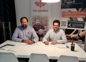 Acuerdo de colaboración con Les Abelles_1