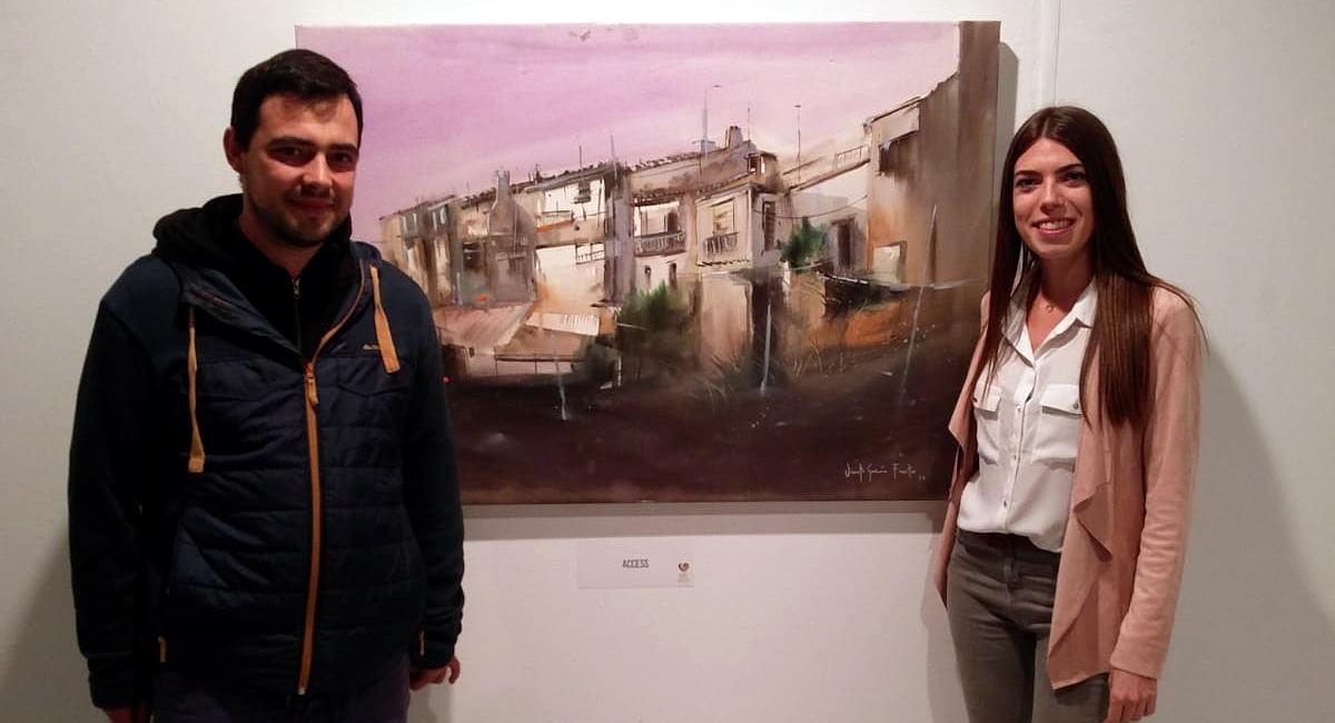 XXVI Concurso de Pintura al Aire Libre de Requena