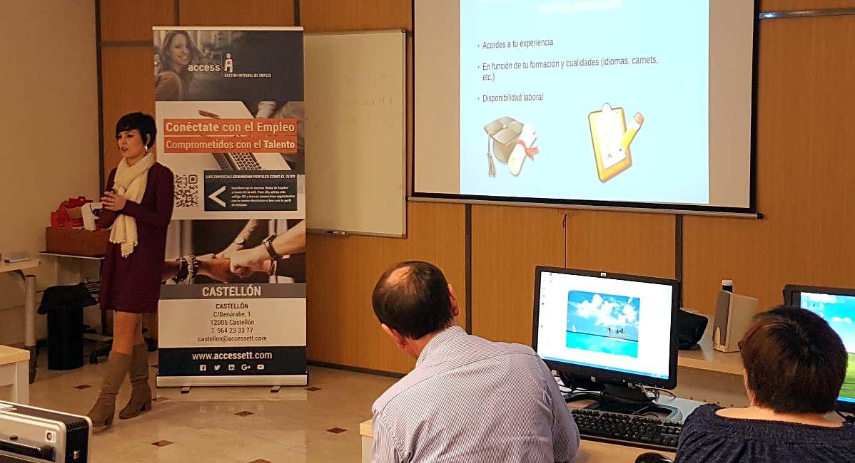 Visitamos Onda para participar en el proyecto 'Aceleradoras de Empleo'