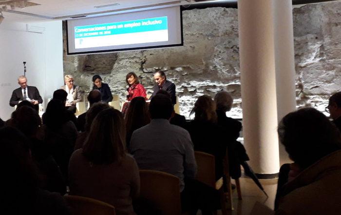 conversaciones para un empleo inclusivo