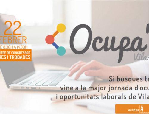 Ocupa't Vila-real, nueva cita para 'Conectarte con el Empleo'