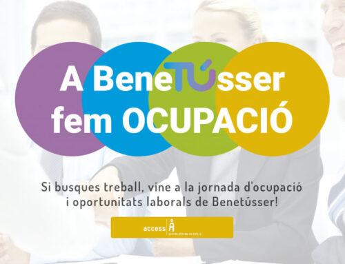 I Foro de Empleo Benetússer – Access Gestión Integral de Empleo