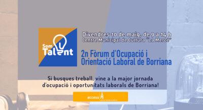 II Fòrum d'Ocupació de Burriana