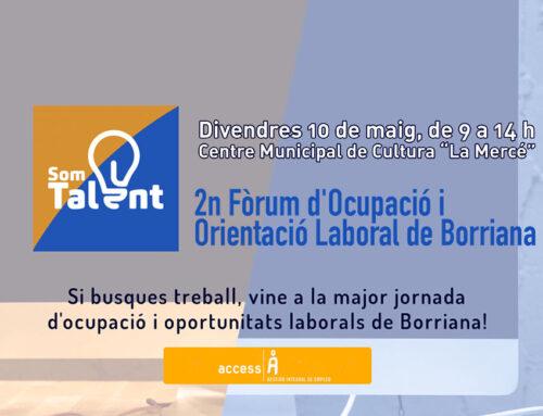 II Fòrum d'Ocupació de Burriana | Conéctate al Empleo