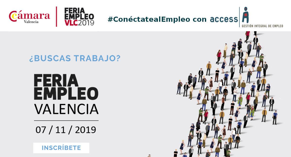 Empleo Valencia 2019