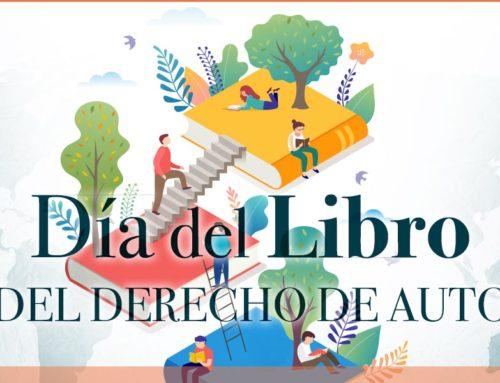 En el #DíadelLibro te mostramos nuestra 'biblioteca'