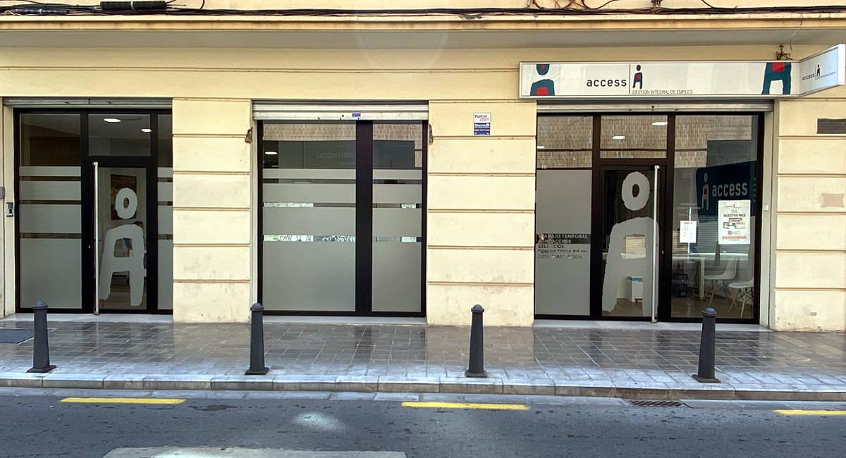 Oficina Access ETT Valencia