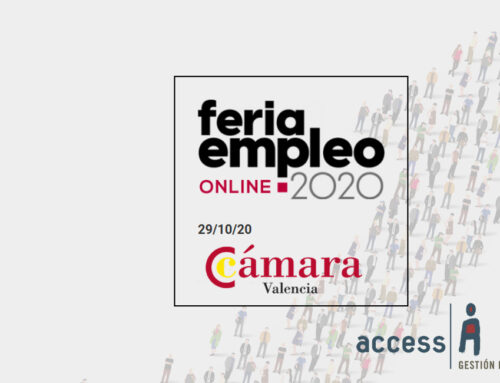 Feria de empleo online Cámara de Valencia. Conéctate con nosotros