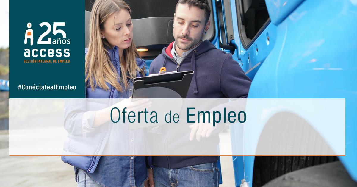 Oferta Trabajo Access