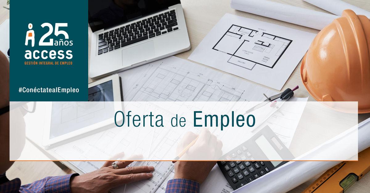 Arquitecto Oferta de Empleo Access