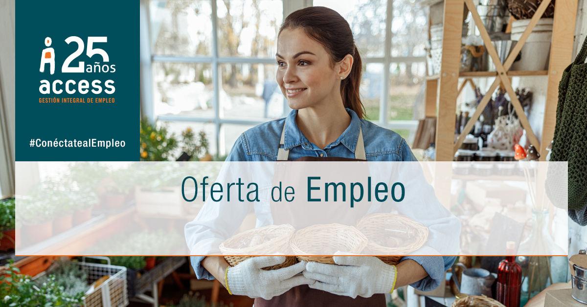 Dependienta_oferta_empleo_Access