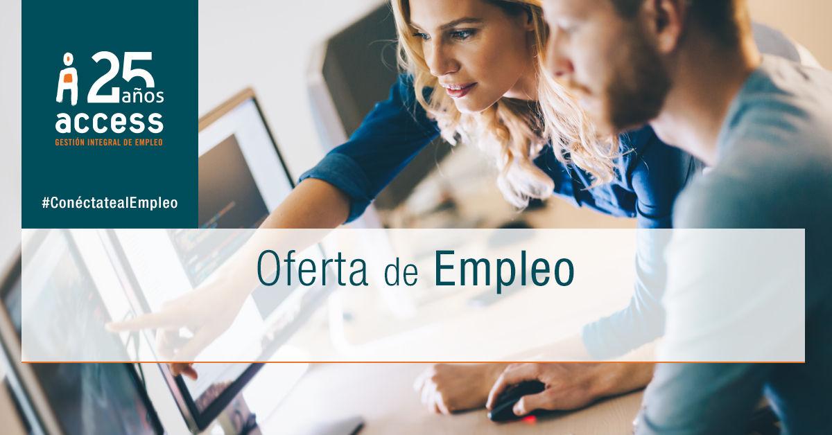 Informático oferta empleo Access