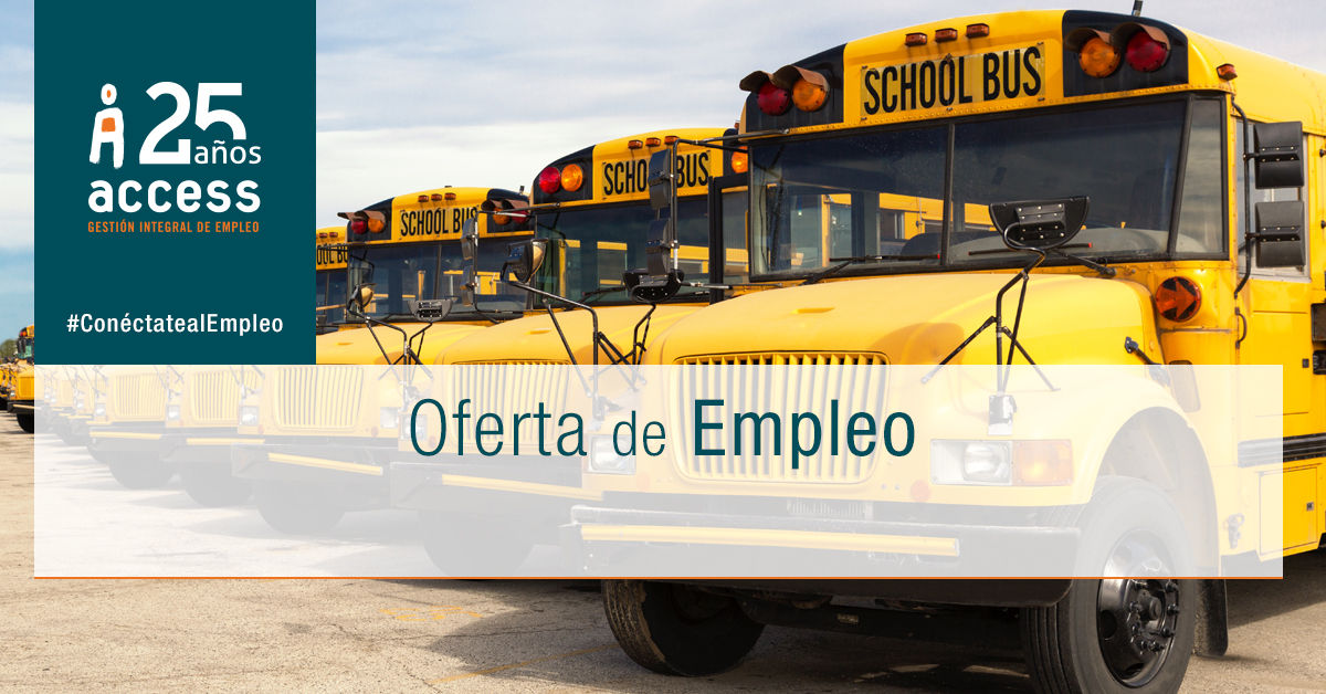 Monitores bus oferta empleo_Access