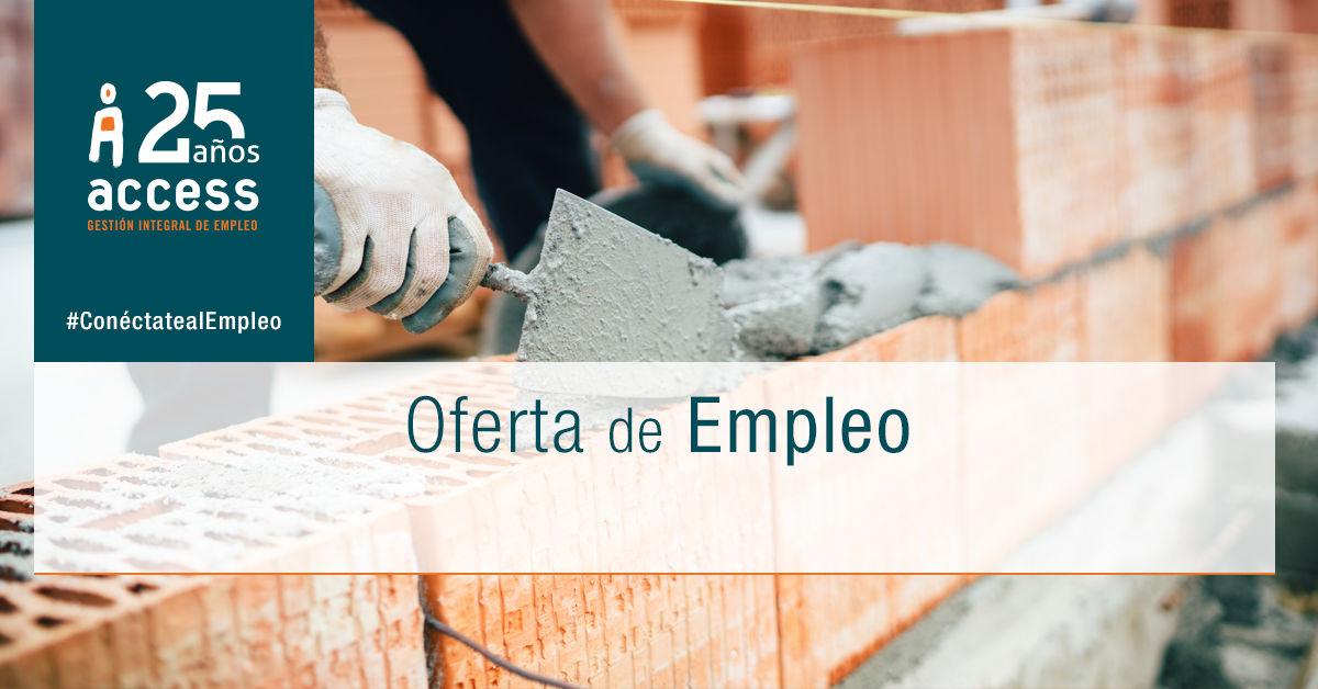 Obra oferta empleo Access