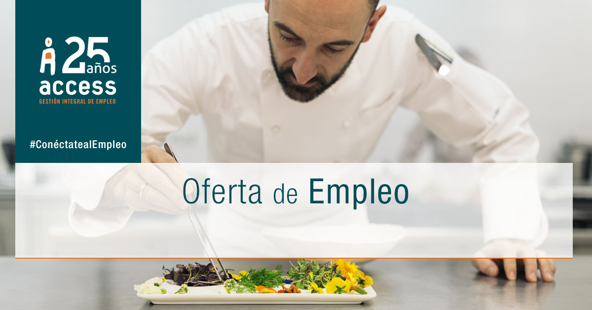 Cocinero_oferta_empleo_Access
