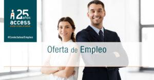 Comercial Oferta de Empleo