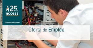 Tecnico reparaciones ofertas de empleo