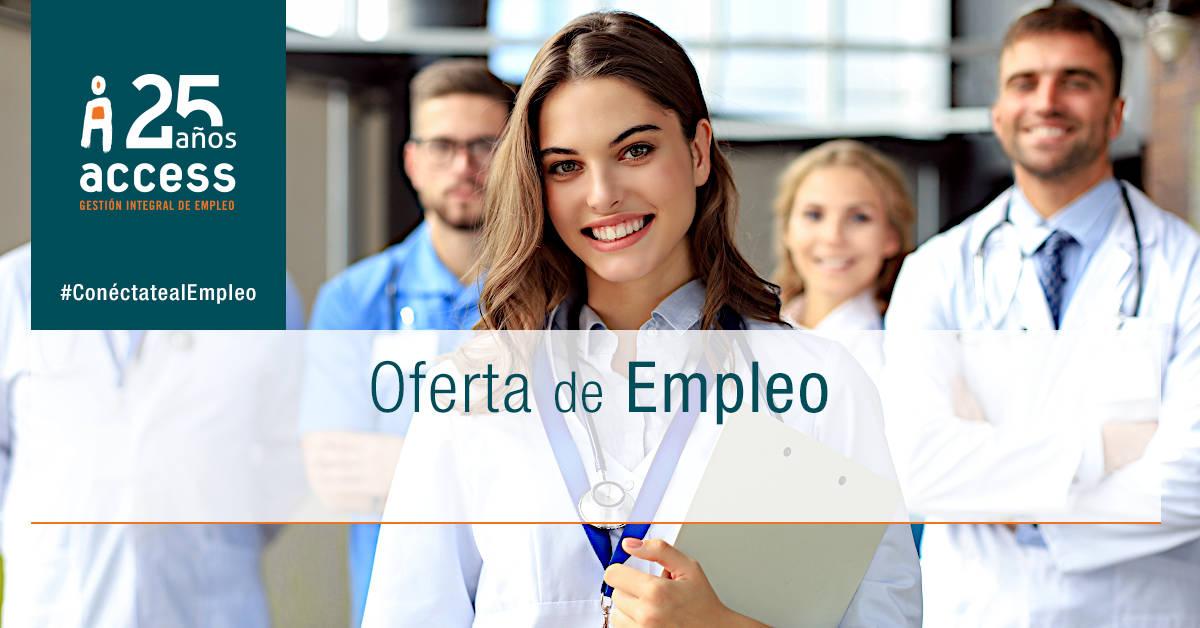 Sanitario Oferta de Empleo Access