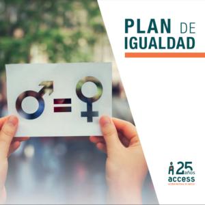 Plan de Igualdad Access Gestión Integral de Empleo